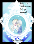 Valentine cross-ship card n.3 by Missplayer30