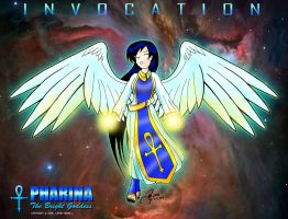 Pharina: Invocation by arconius