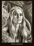 Cersei Lannister by Ellygator