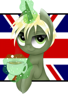 England Ponified (Color) by Isabella-kisabella