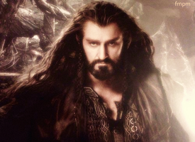 Thorin Oakenshield by fmpm