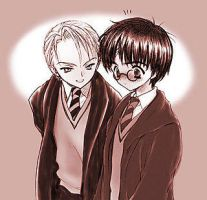 Harry Potter Yaoi Fanfic by Darbydoo95