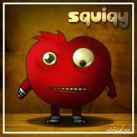Squiqy by CipSkate