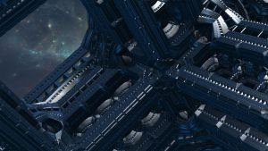 MB3D Spaceport by viperv6
