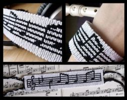 Melody bracelet by letax