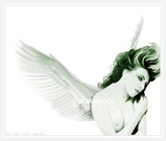 I'll be your angel by Colourfool