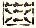 Mass Effect 2, M-451 Firestorm - Reference. by Troodon80