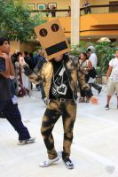 Party Rock Robot from LMFAO by thebmagic