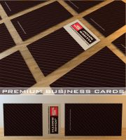 Premium MOdern Business Card by Freshbusinesscards