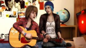 [SFM] Life is Strange - Sing Me The Song by LarryJohnson228