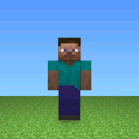 Minecraft Dance by Benderxable