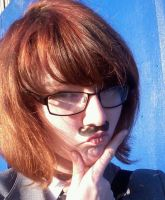 My Movember at Mo'cademy Day by Sweet-vicci