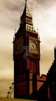 Big Ben by veryfirstjeanieha