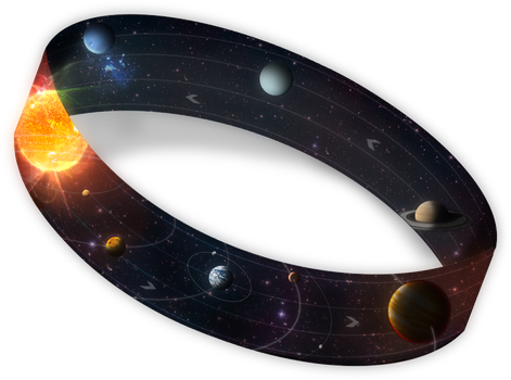 Mini solar System by licoti