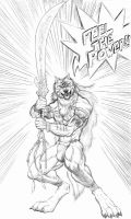 Feel the power by WolfLSI