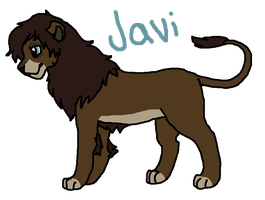 Javi-single breedable by MilkaAdoptions
