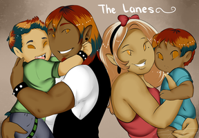 The Lanes by GingerQuin