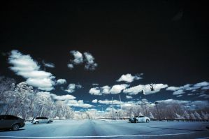 Infrared Intersection by LDFranklin