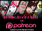 Support Me on Patreon by RottingRoot
