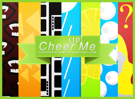 Texture Pack | Cheer Me Up! by TheEdgeOfDemi