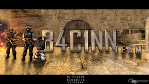 b4c1NN Team l Wallpaper by PeJuRaDesign