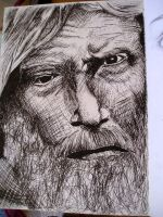 Old Man by NuNuKirsty