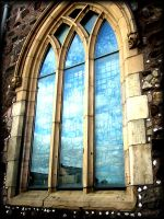 Church Window by shiningstar25