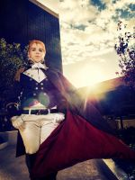 Treize from Gundam Wing by SNTP