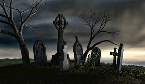 Graveyard by Roys-Art