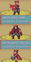 added chars to magma and aqua by video-boy-mal