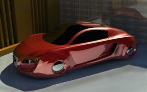 Audi RSQ Concept Wallpaper by x986123