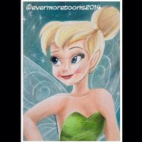 Tinkerbell by evermoretoons