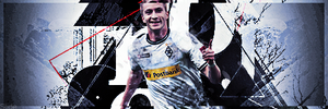 Marco Reus Sign by SlideSG