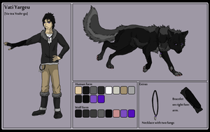 Vati Character Profile by Cylithren