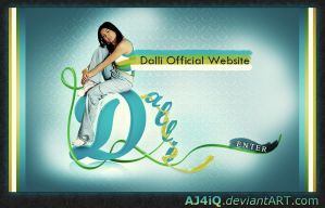 Dallistars Home Page by alidesignr