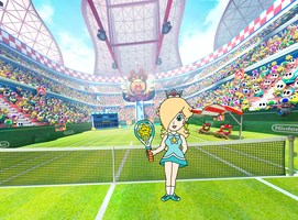 Rosalina Tennis Open by RafaelMartins