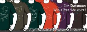WIN A FREE T-SHIRT by UmbreoNoctie