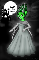 Bride-of-Frankenstein by AilwynRaydom
