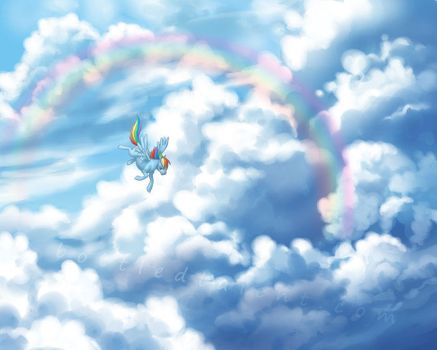 Clouds by celesse