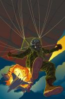 GI JOE ORIGNS 13 Cover by gatchatom