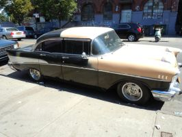 '57 Chevorlet Bel-Air by Brooklyn47