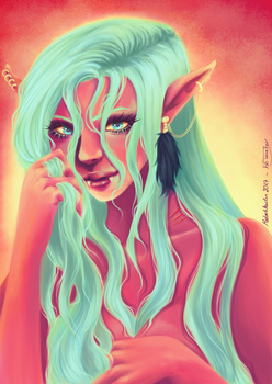 SuccubusWater by kktwiicekey