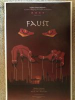 Faust poster design by Angkor-wat