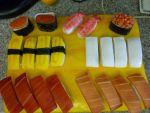 Sushi Cake by EvilQueenCharlotte
