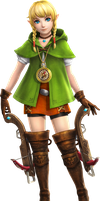 HWL Linkle by Fu-reiji