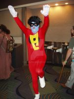 Freakazoid by eburel506