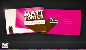 Matt Porter Cards by Birthed