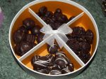 Homemade chocolates by Diotima96