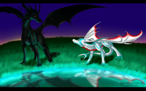 AT .: Speaking With Legends :. by LunaSolctice