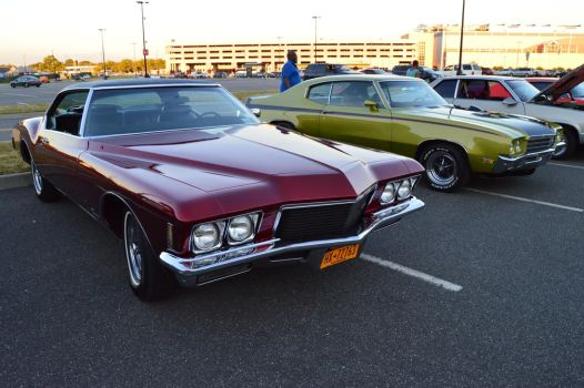 A Pair Of Cool Buicks by Brooklyn47